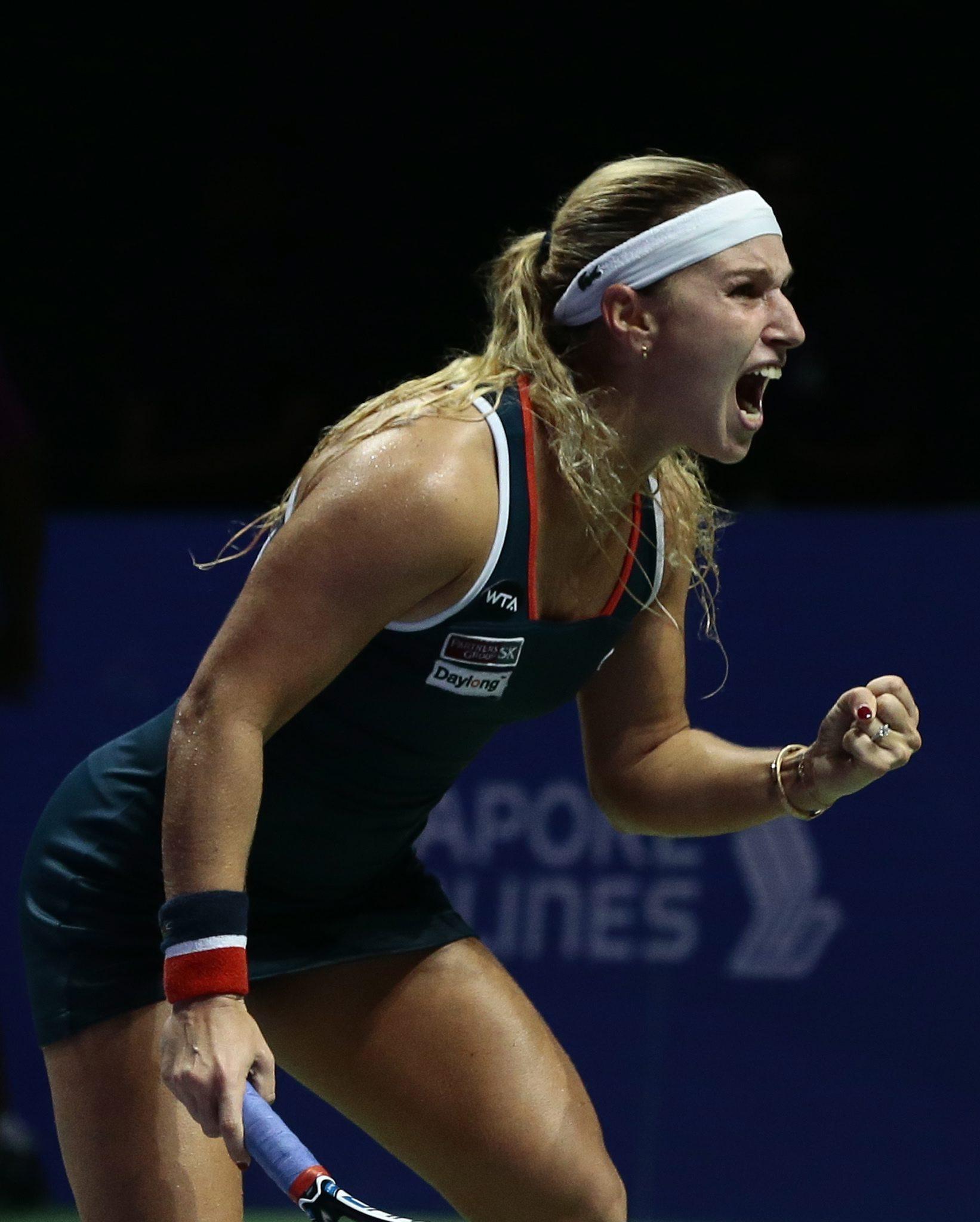 Mistrzostwa WTA: Dominika Cibulkova wciąż ma szanse na