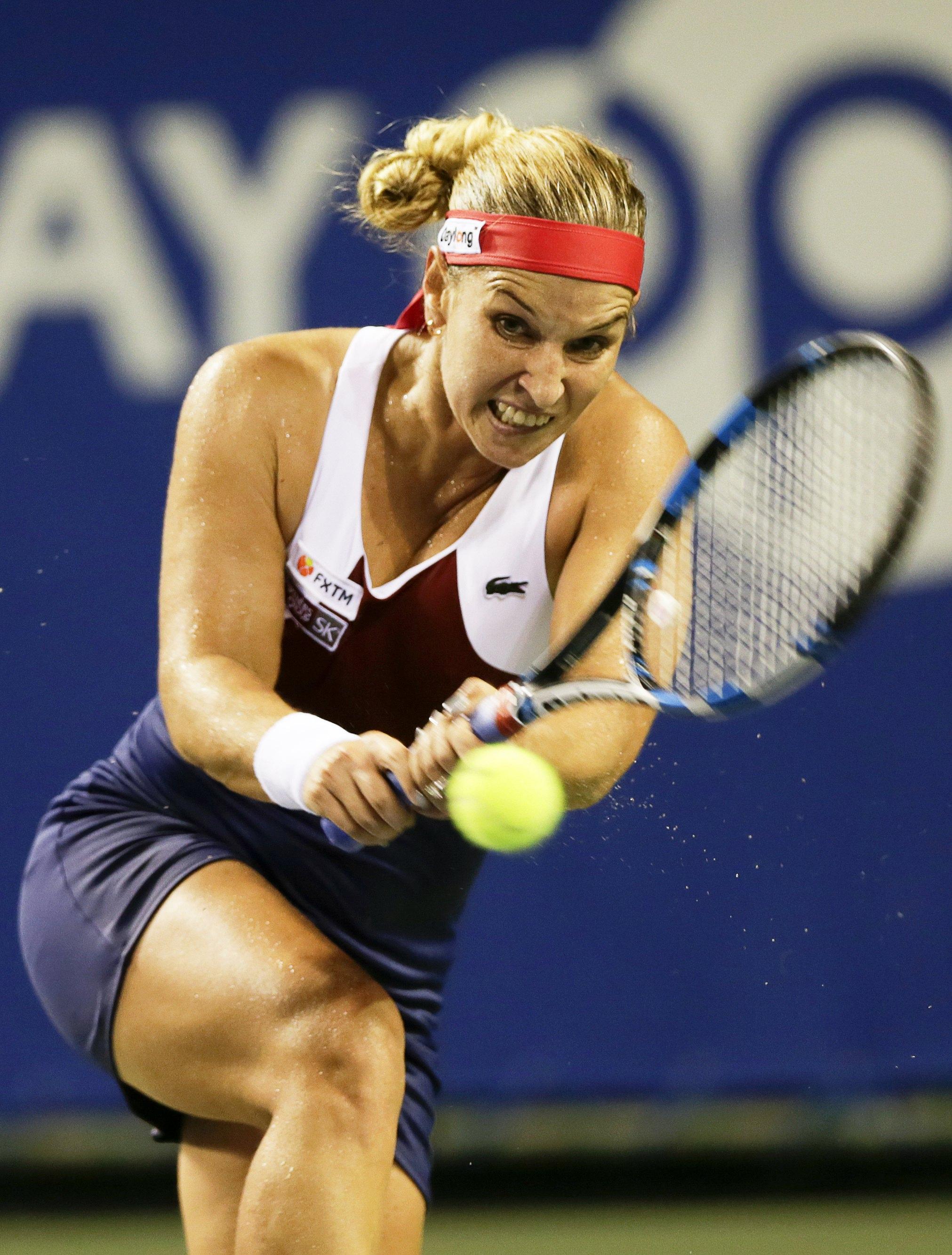 Zdjęcia: Piękna tenisistka przyłapana z trzema mężczyznami