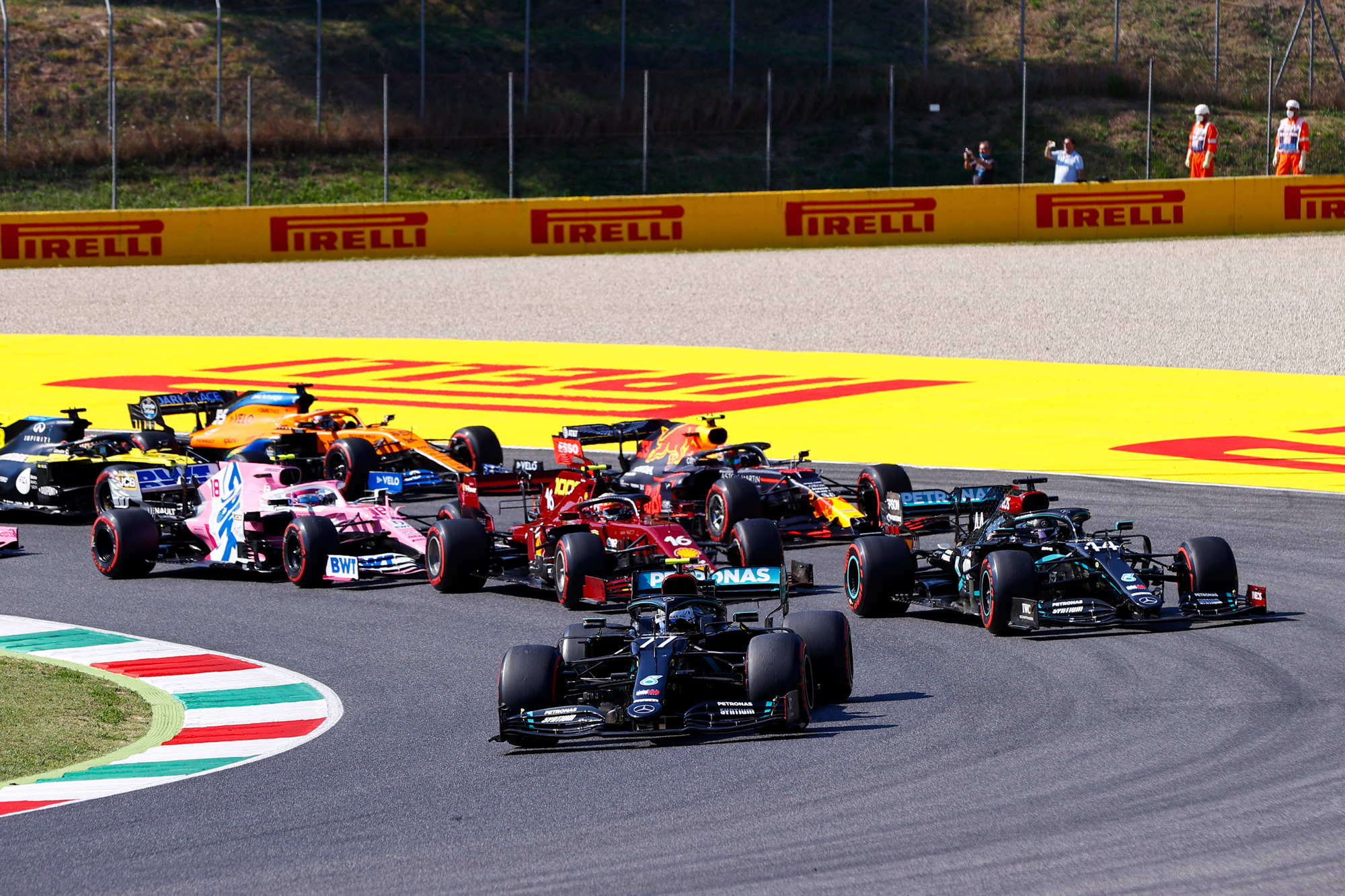 F1. Kalendarz na sezon 2021 bardzo optymistyczny. Aż 23 ...