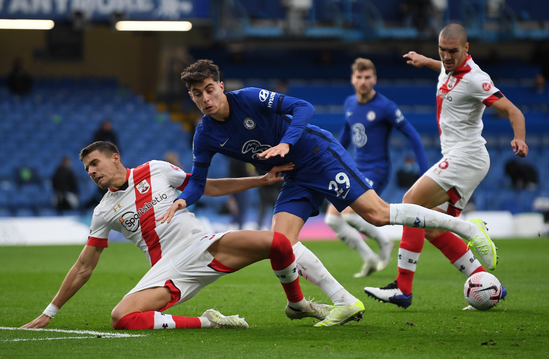 Premier League. Chelsea FC - Southampton FC: błędy Jana Bednarka i cenny remis Świętych - Sport WP SportoweFakty