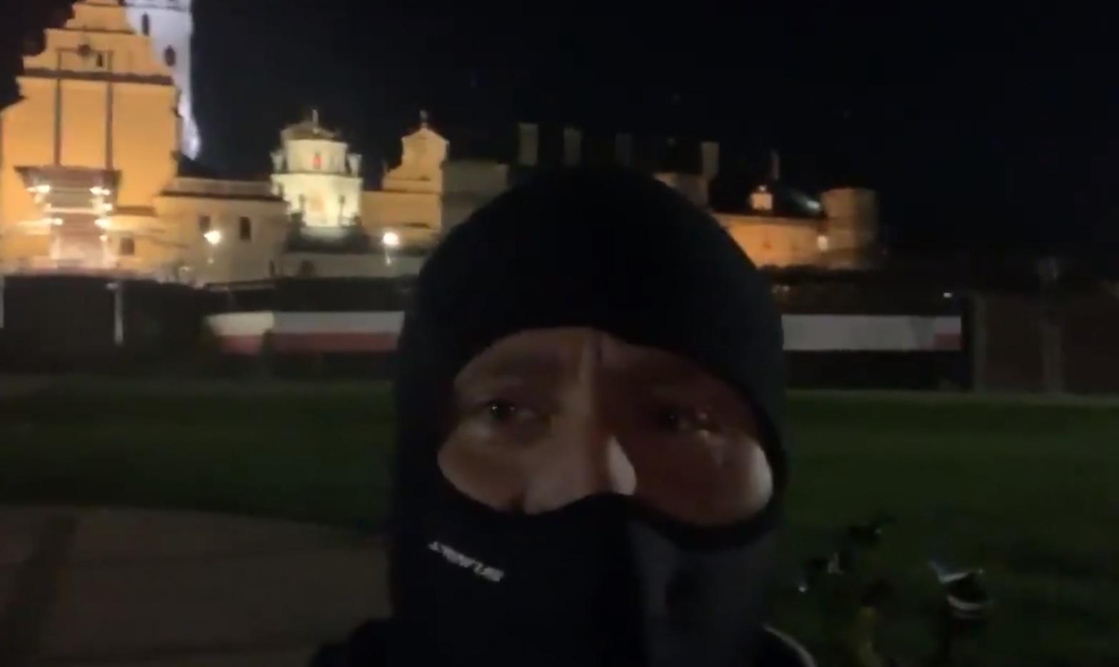 """Marcin Najman odpowiedział na apel Jarosława Kaczyńskiego. """"Nie damy zdewastować klasztoru"""" - Sport WP SportoweFakty"""