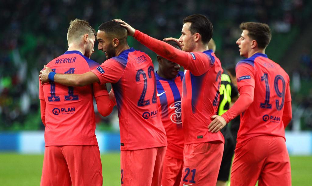 Liga Mistrzów. FK Krasnodar - Chelsea. Zabójczy ostatni kwadrans. The Blues rozbili gospodarzy - Sport WP SportoweFakty