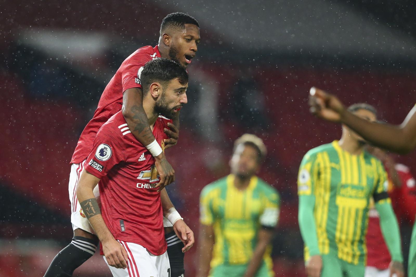 """Premier League: Manchester United """"wyczołgał"""" wygraną z West Bromwich Albion - Sport WP SportoweFakty"""