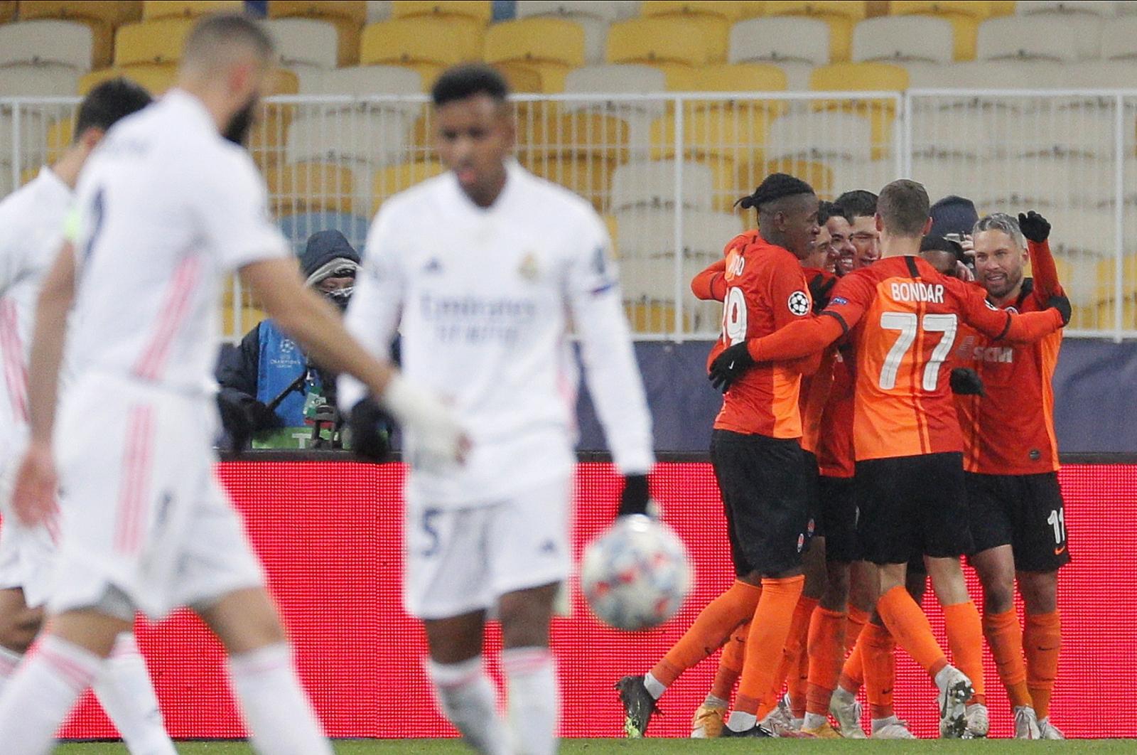 Liga Mistrzów. Szachtar Donieck - Real Madryt. Królewscy znowu na kolanach! - Sport WP SportoweFakty