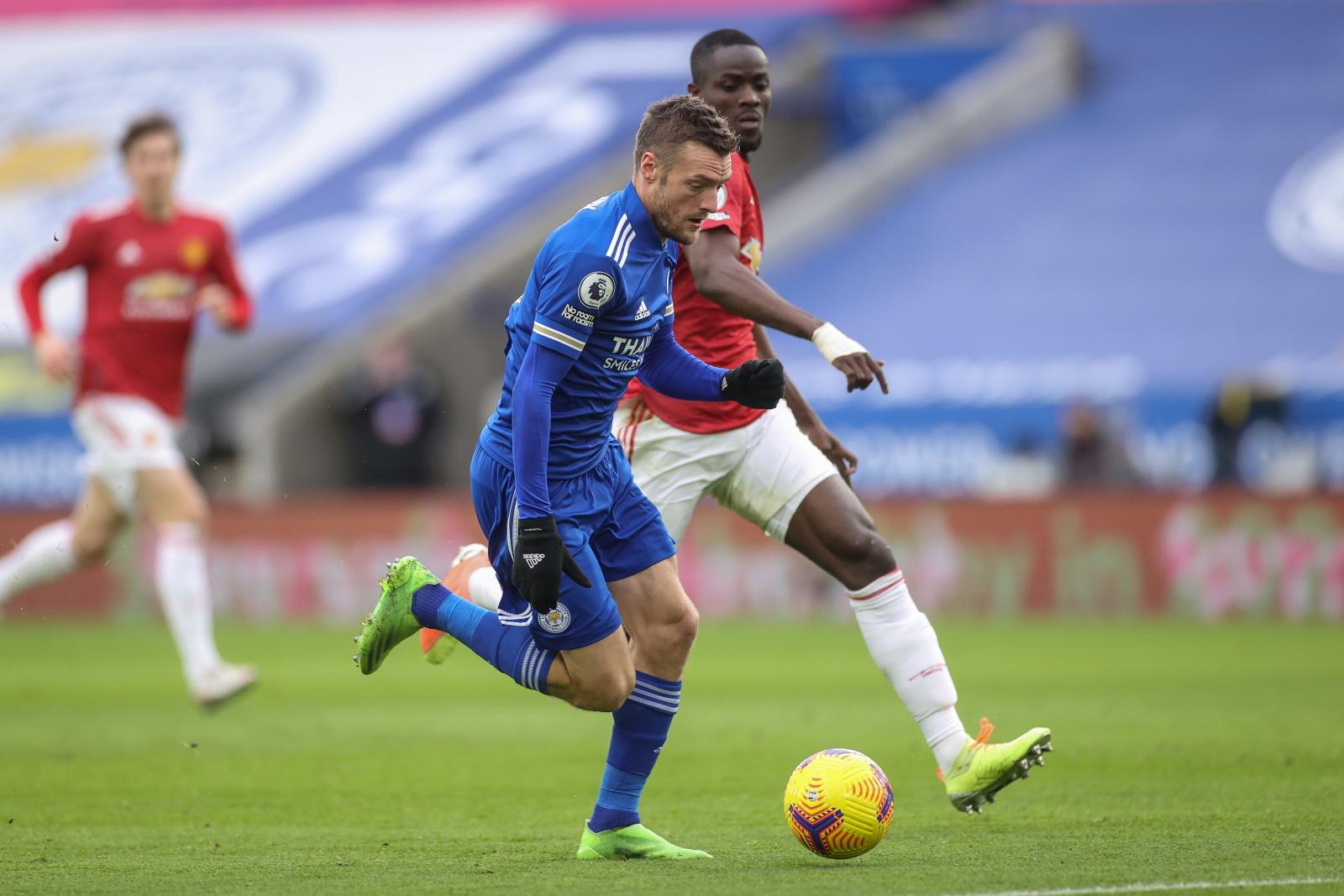 Premier League: wymiana ciosów na podium. Leicester City dopadło Manchester United - Sport WP SportoweFakty