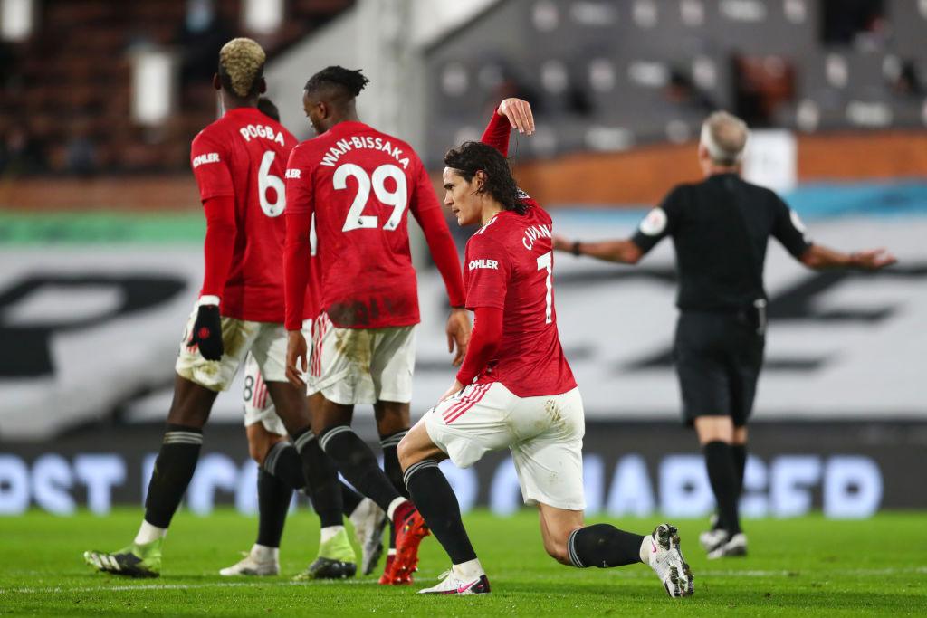 Premier League. Fulham - Man Utd. Zwycięstwo drużyny Ole Gunnara Solskjaera. Czerwone Diabły wracają na fotel lidera - Sport WP SportoweFakty