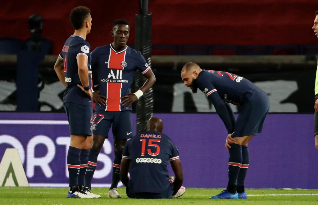 Ligue 1. Lorient - PSG. Sensacja w meczu mistrzów Francji! - Sport WP SportoweFakty