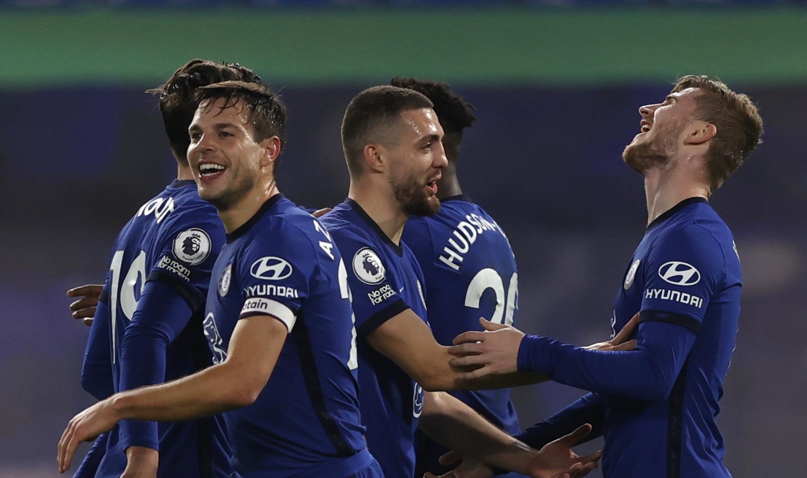 Premier League. Seria wygranych Chelsea przedłużona. Newcastle bez szans. Przełamanie Wernera - Sport WP SportoweFakty