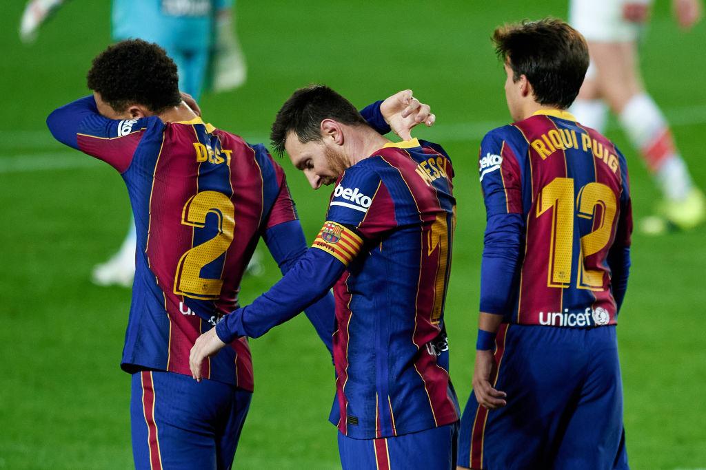 Liga Mistrzów. Kibice Barcelony chwytają się wszystkiego. Afera przed meczem z PSG - Sport WP SportoweFakty