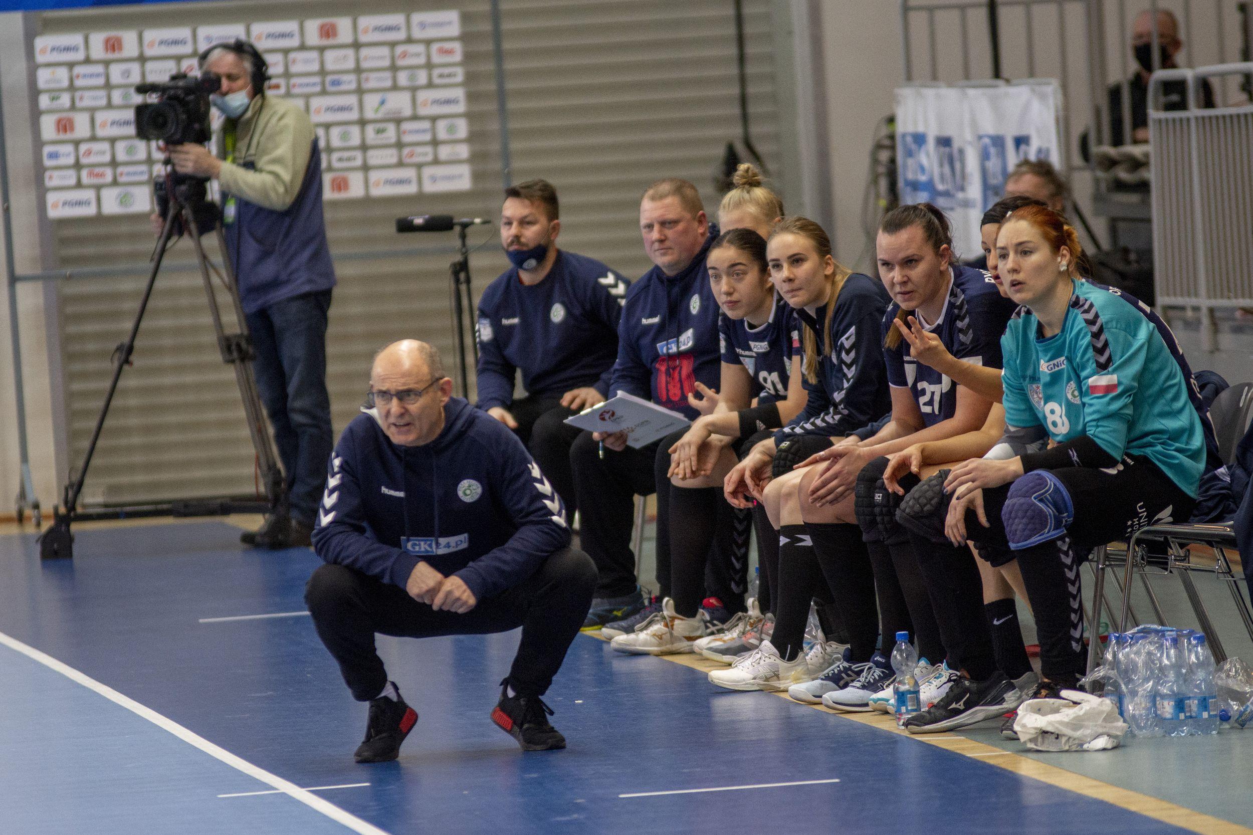 """PGNiG Superliga Kobiet. Nic dwa razy się nie zdarza. """"Bombowa"""" Gabriela Haric - Sport WP SportoweFakty"""
