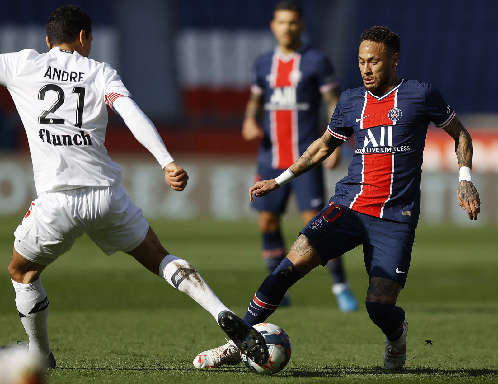 Ligue 1. Porażka PSG w meczu na szczycie! Neymar nie wytrzymał - Sport WP SportoweFakty