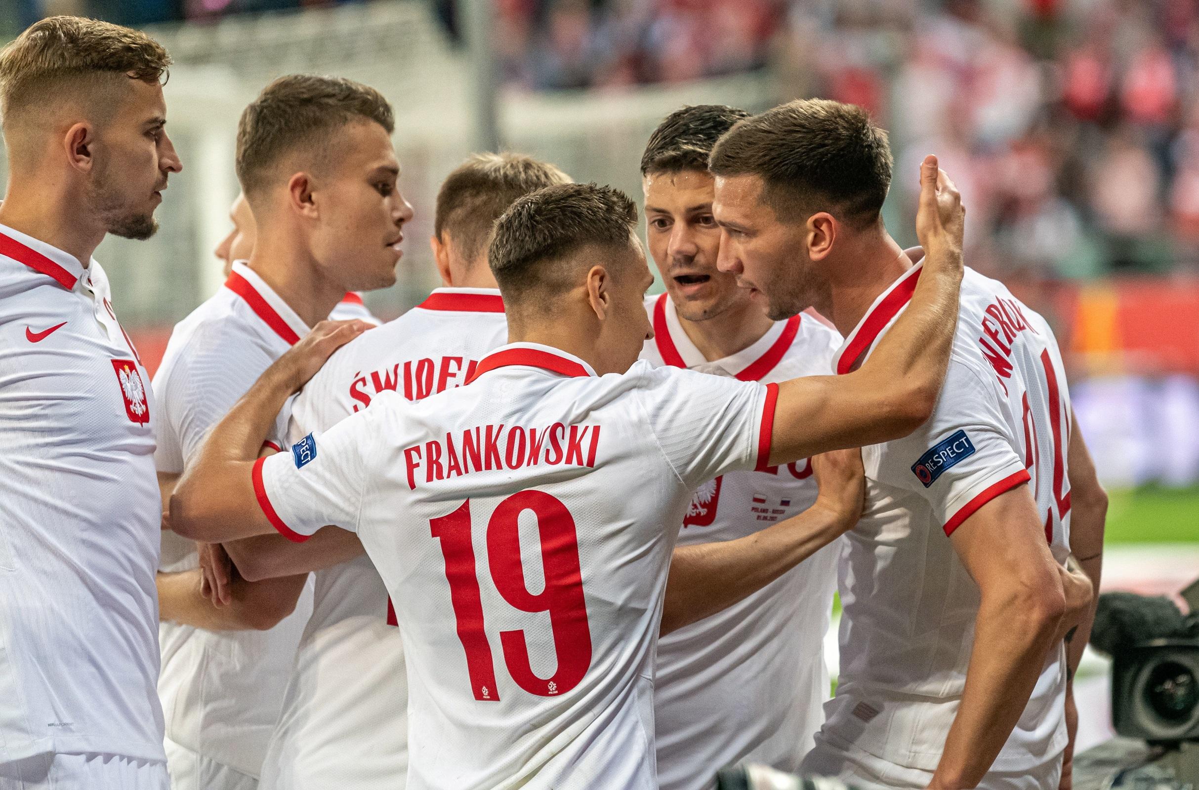 Euro 2020. Świetne informacje dla Polski! Trzeba to wykorzystać - Sport WP SportoweFakty