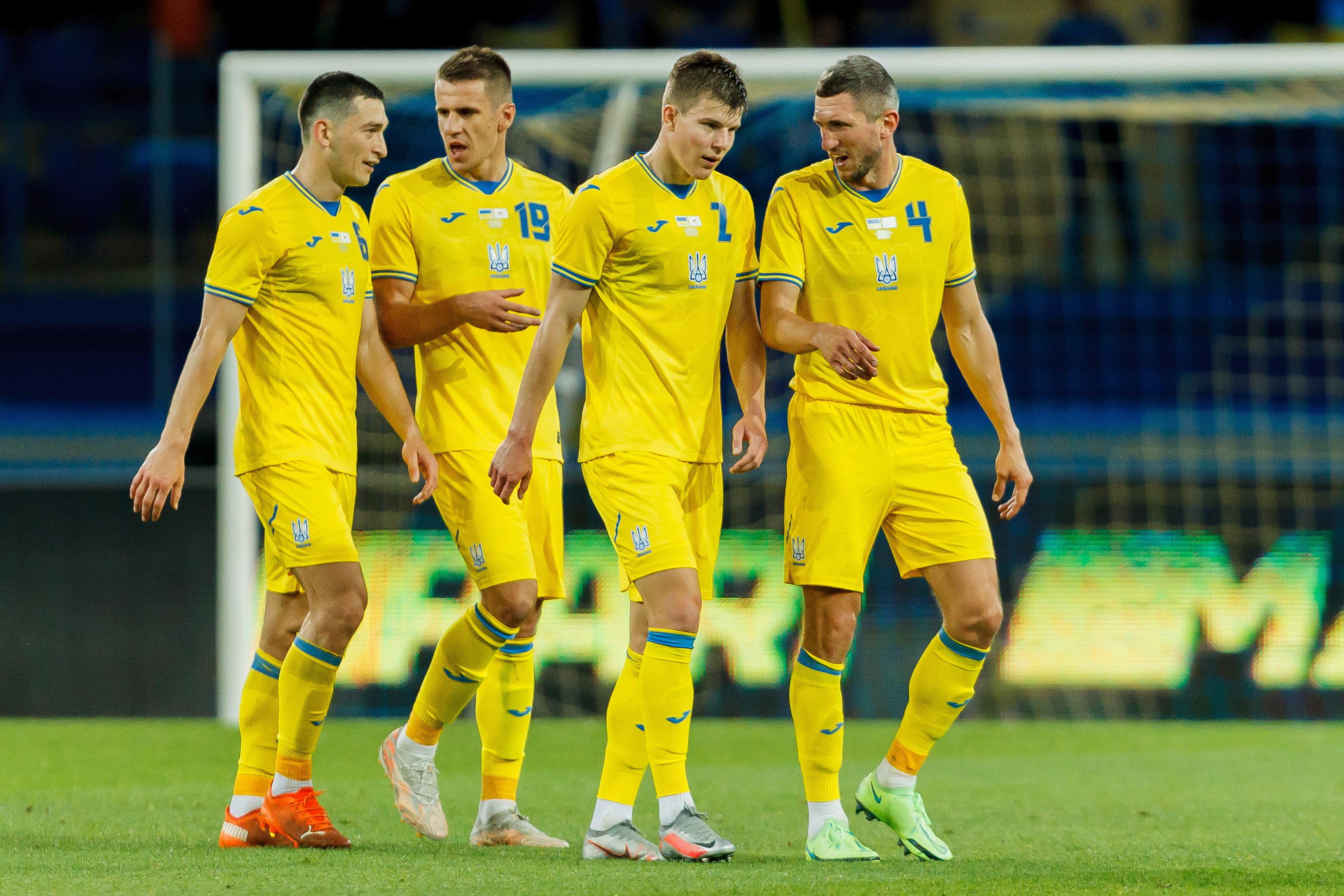 Euro 2020. Spór zakończony? UEFA podjęła decyzję ws. koszulek reprezentacji Ukrainy - Sport WP SportoweFakty
