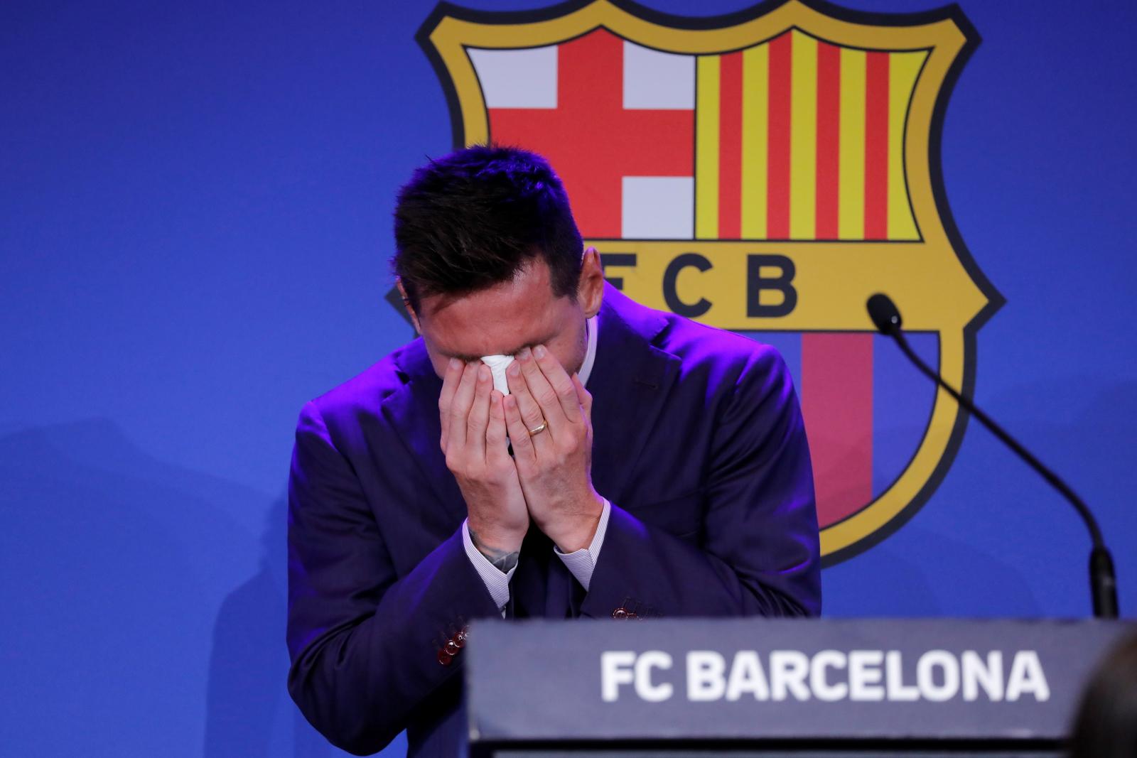 Decyzja Messiego to cios dla Ronaldo - Sport WP SportoweFakty