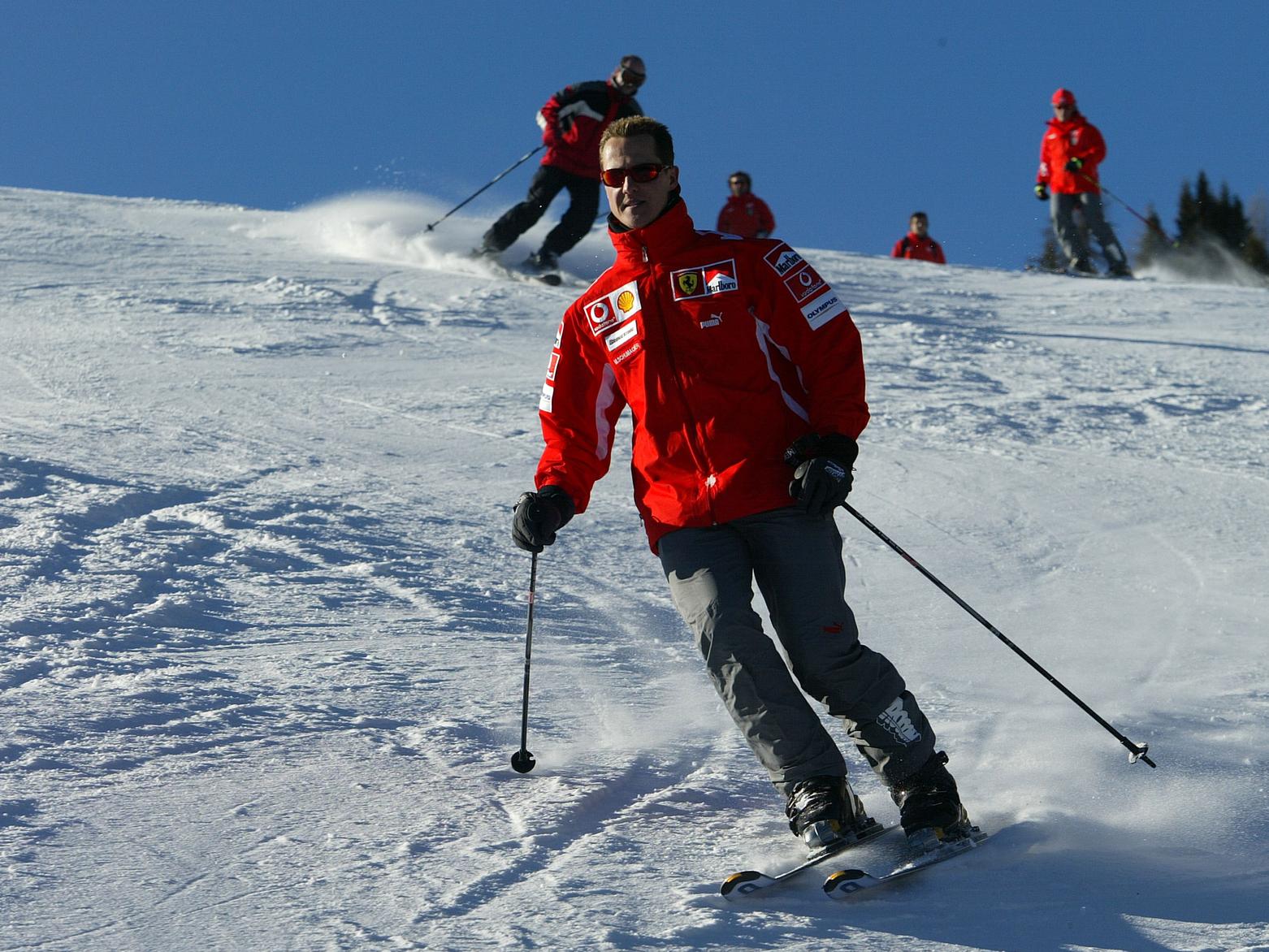 Michael Schumacher jakiego nie znamy. Druga twarz mistrza F1 - Sport WP SportoweFakty